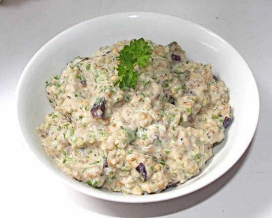 Baba ghanoush recept