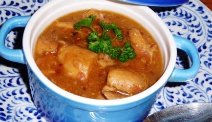 Vlaams stoofvlees van kip recept