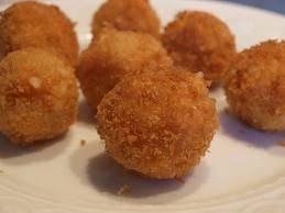Garnalen bitterballen (een top snack) recept