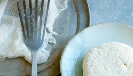 De lekkerste zelfgemaakte ricotta recept