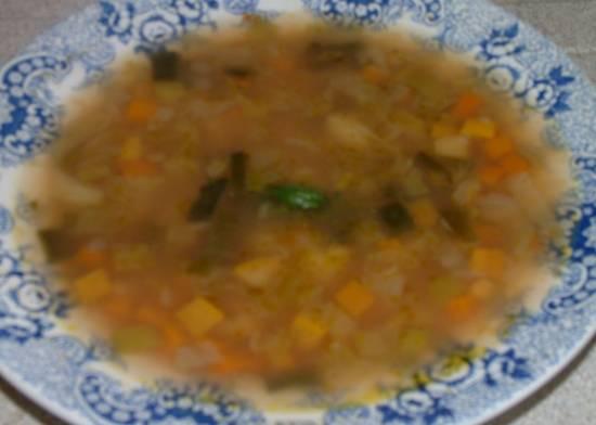Recept Ouderwetse Groentesoep Groentesoep Recept