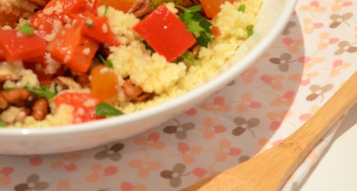 Snelle couscous