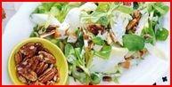 Witlofsalade met kip en peer recept