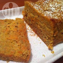 Cake di carote  wortelcake met olijfolie recept
