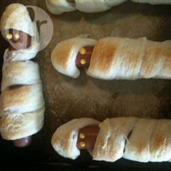 Mummie worstjes recept