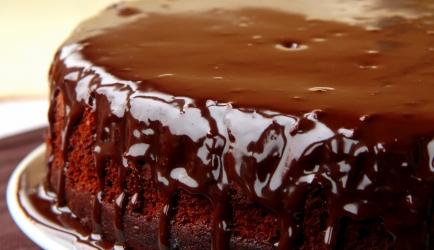 Chocolade-fudge taart recept