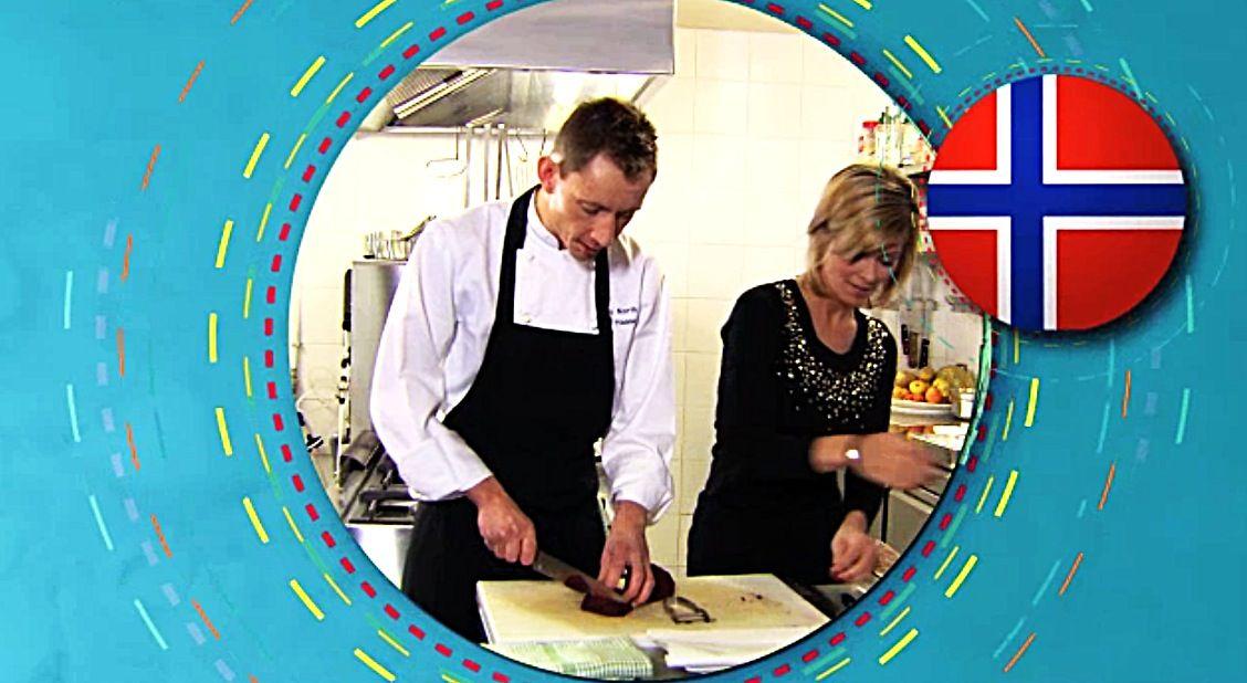 Recept 'skrei op traditioneel noorse wijze'