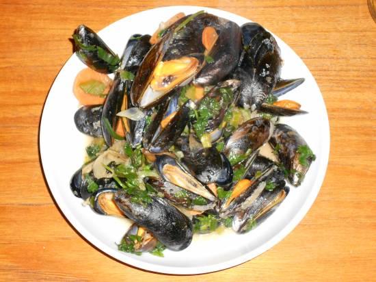 De allerlekkerste gewokte hollandse zeeuwse mosselen recept ...