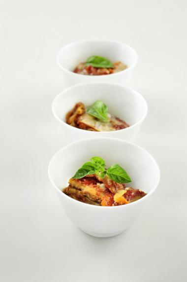 Recept 'aubergines met parmezaan'