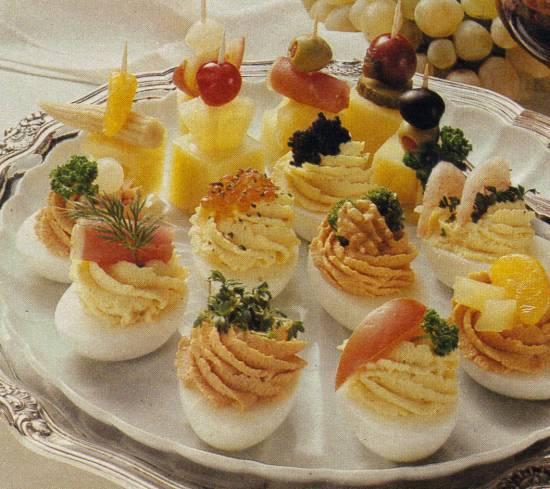 Borrel snacks recept