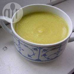 Venkel-courgettesoep recept