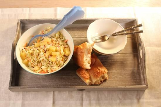 Coleslaw (amerikaanse koolsalade) recept