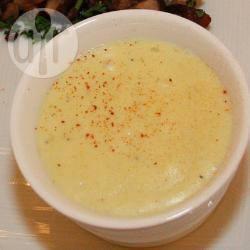 Witte aspergesoep recept