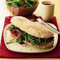 Broodje biefstuk recept