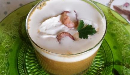 Garnalenbisque molenmeisje recept