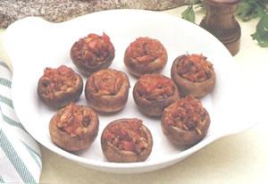 Gevulde champignons recept
