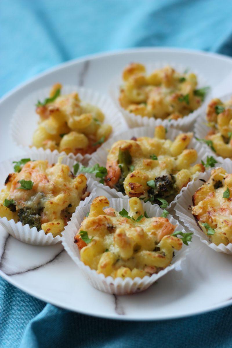Recept 'macaronimuffins'