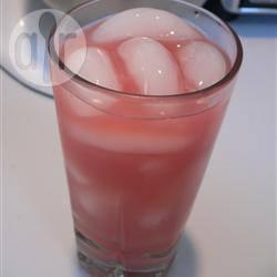 Cubaanse cranberry cocktail recept