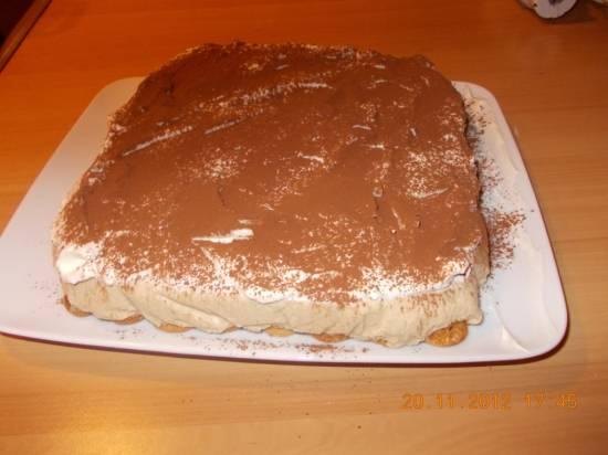 Zo lekker!: amarettini-cappuccinotaart (uit de koelkast) recept ...