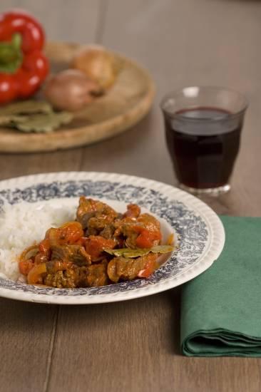 Pittige oostenrijkse goulash recept