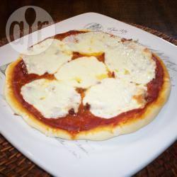 Pizza margherita recept