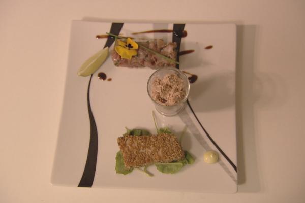 Trio van tonijn