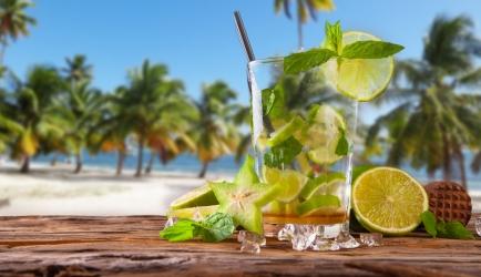 Limoen limonade recept