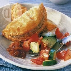 Tunesische tonijnpakketjes recept