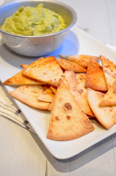 Diy tortilla chips maken