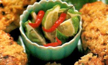Citroengras-marinade recept