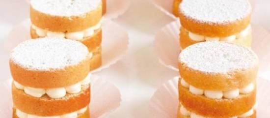 Mini-citroentaartjes gevuld recept