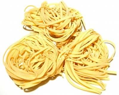 Spaghetti met doperwten, room en krokante ham recept ...