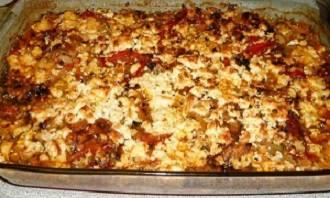 Vis ovenschotel met feta recept