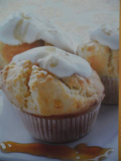 Zachte yoghurt honing cakejes recept