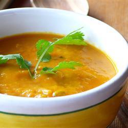 Thaise kokos-pompoensoep recept