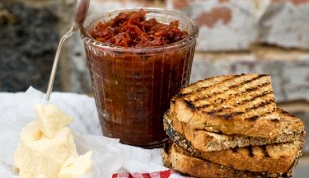 Makkelijke tomatenchutney recept