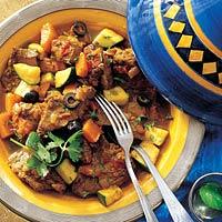 Marokkaans rundvlees met pompoen recept