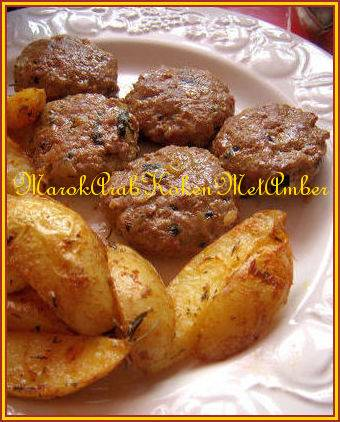 Kefta (marokkaanse gehaktballetjes) recept