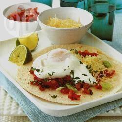Huevos rancheros recept