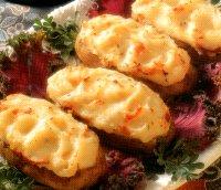 Gevulde aardappelen recept