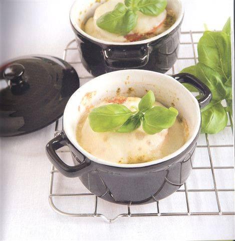 Auberginelasagne met tomaat en buffelmozzarella recept ...