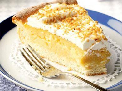 Nogatine taart recept