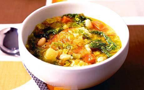 Ribollita  toscaanse wintersoep recept