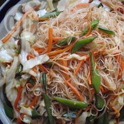 Snelle chinese vermicelli recept