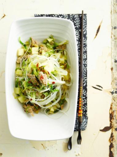 Recept 'wok bitter-zoet'