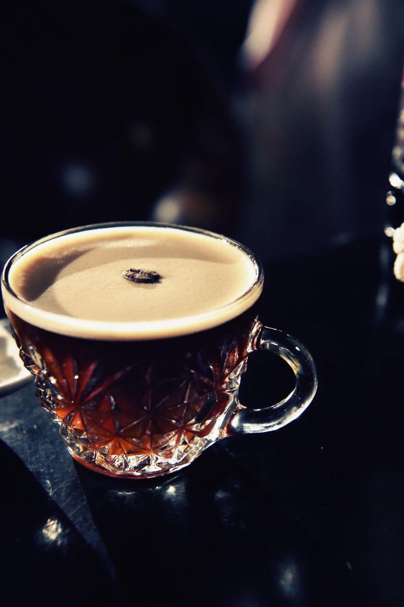 Recept 'nespresso martini'