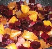 Bietjes met gember en sinaasappel recept