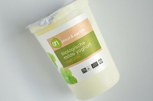Getest: yoghurt