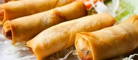 Vietnamese loempia's recept