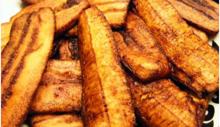 Overheerlijke surinaamse gebakken banaan (baka bana) recept ...